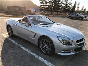 2013 Mercedes Benz SL 500