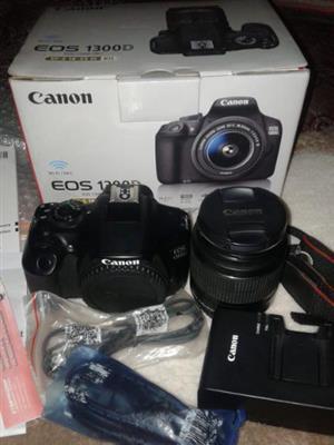 Canon 1300D 18-55mm