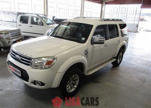 2013 Ford Everest 3.0TDCi 4x4 XLT