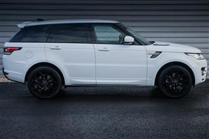 2017 Land Rover Range Rover Sport Supercharged Autobiography Sport