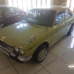 Datsun SSS Coupe in stunning condition