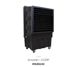 Evaporative Air Cooler (Aircoolsa)