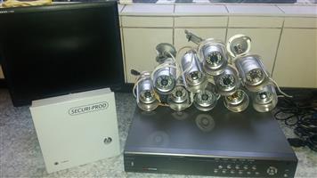 Industrial CCTV Cameras