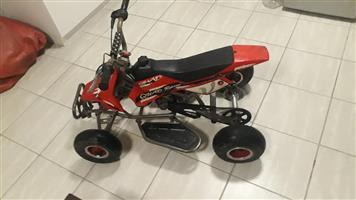 49cc quad bike