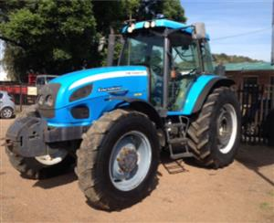 S2890 Blue Landini Legend 115 82kW/110Hp CAB 4x4 Pre-Owned Tractor