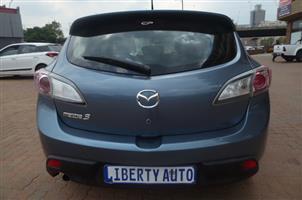 2012 Mazda Mazda3 hatch 1.6 Dynamic