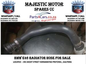 Bmw e46 water pipe for sale