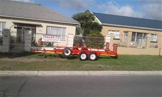 Car trailer Hire