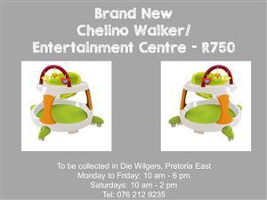 Brand New Chelino Walker/ Entertainment Centre