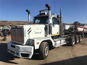 2012 Western Star 6900 3x Diff 8x6