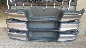 TOYOTA GD6 BACK BUMPER AVAILABLE