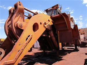 Caterpillar Stripped 994F Front End Loader - ON AUCTION