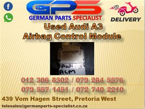 Used Audi A3 Airbag Control Module for Sale