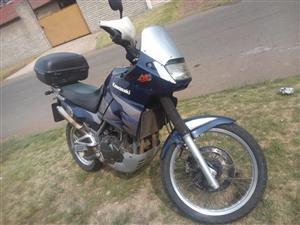1999 Kawasaki KLE