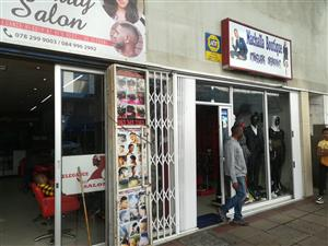 Salon Business for sale R135 000