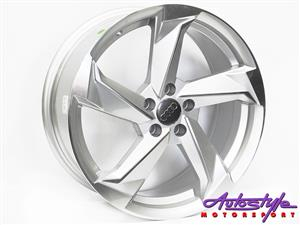 17 inch Evo CT1203 5-100 Alloy Wheels