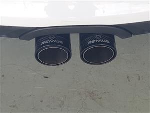 Porsche 981 Remus exhaust