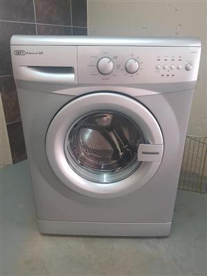 Silver Defy automaid washing machine