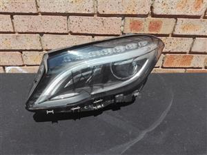 Mercedes Benz GLA W156 Left Xenon Headlight