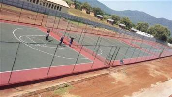 BASKETBALL COURTS  RENOVATION NATIONWIDE