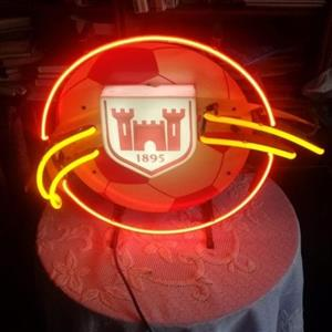 Neon Sign Castle Lager