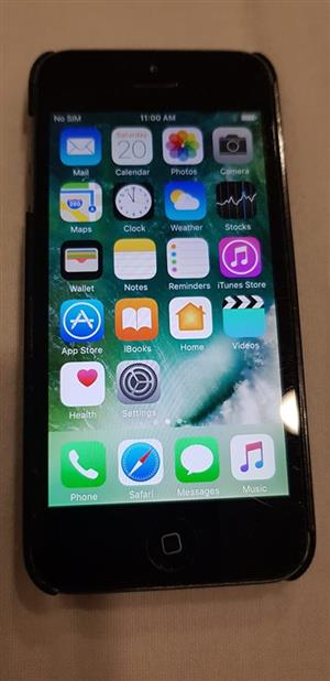 Apple iphone 5 excellent condition