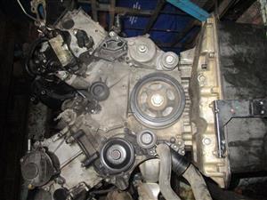 MERCEDES BENZ ML350 BLUE TEC ENGINE 642 820 FOR SALE !!
