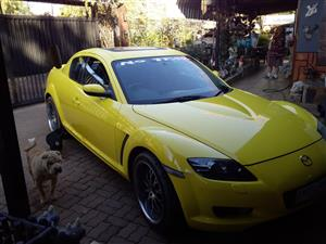 2004 Mazda RX-8 6 speed