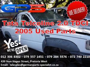 Tata Telcoline 2.5 TDCI 2005 Used Parts for Sale
