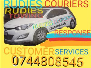 RUDIES COURIERS