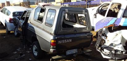 Nissan 1400 used spares