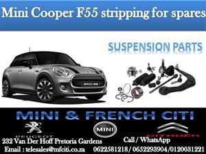 BIG PROMOTION ON MINI F55 SUSPENSION PARTS