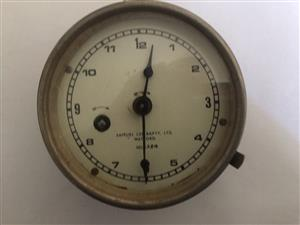 Antique Naval Clock