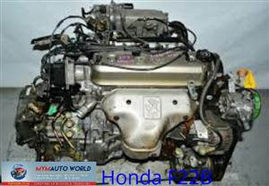 Imported used Second hand engines, HONDA ACCORD 2.2L, F22B1