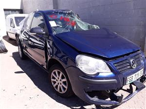 Volkswagen Polo Vivo 1.4 Trendline - 2009 : Stripping for spares [Ref NN0183]