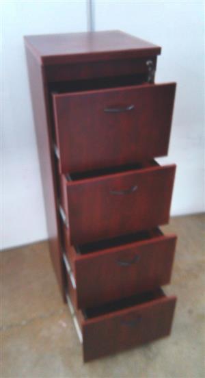 Royal 4 drawer filling cabinet