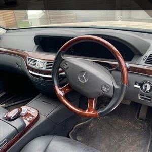 2007 Mercedes Benz S-Class L S600