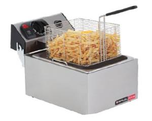 FISH FRYER ANVIL-SINGLE PAN-ELECTRIC-FFA2001