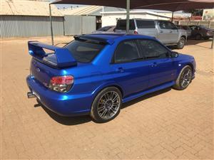 Subaru Impreza WRX STi For Sale in South Africa   Junk Mail