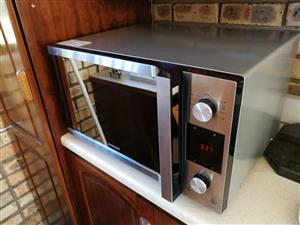 SAMSUNG - 45L CONVECTION MICROWAVE OVEN- MC456TBRCSR, for sale