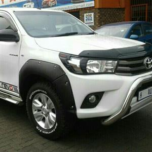 2016 Toyota Hilux do