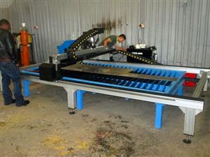 P-2030VMF MetalWise Standard CNC Plasma Cutting Table 2000x3000mm, Servo Motors
