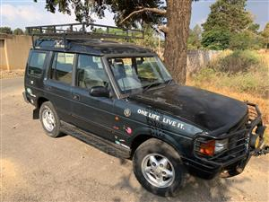 1996 Land Rover Discovery DISCOVERY 2.0 SE