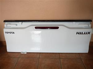Toyota Hilux GD6 Single Cab Tailgate