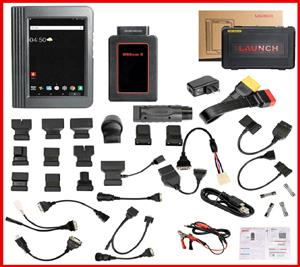 Car diagnostic tool: THE WORLD SUPERIOR X431:LAUNCH X431 V 8 (LAUNCH X431 PRO), used for sale  Springs