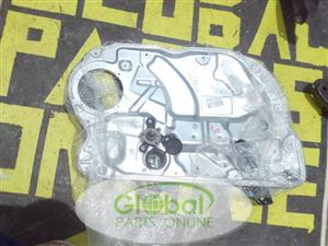 2008 VW polo front window mech for sale