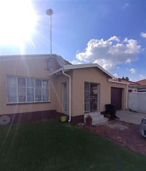 House for Rent - Kempton Park West