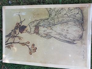 Arthur Rackham Prints