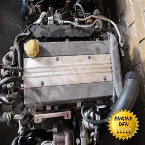 OPEL ASTRA 2.0 16V	X20XEV USED ENGINE