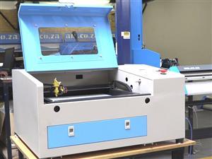 LC-4030/40 TruCUT Lite 400x300mm Desktop 40W CO2 Laser Cutting & Engraving Machine